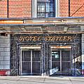 Hotel Statler by Michael Frank Jr