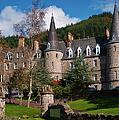 Hotel Tigh Mor Trossachs. Perthshire. Scotland by Jenny Rainbow