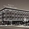 Hotel Yellowstone by Eric Tressler