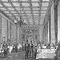 House Of Commons, 1854 by Granger