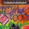 House Of Happy Music by Angela L Walker