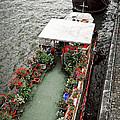 Houseboats In Paris by Elena Elisseeva
