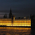 Houses Of Parliament by Jack Schultz