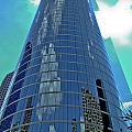 Houston Architecture 2 by Frances Hattier