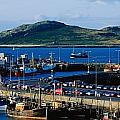Howth Harbour & Irelands Eye, Co by The Irish Image Collection
