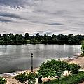 Hoyt Lake Delaware Park 0002 by Michael Frank Jr