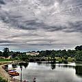 Hoyt Lake Delaware Park 0003 by Michael Frank Jr