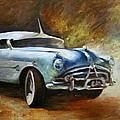 Hudson Hornet by Francine Stuart