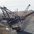 Huge Strip Mining Machinery Consuming by Everett