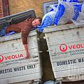 Human Waste  by Rob Hawkins