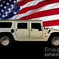 Hummer Patriot by Peter Piatt