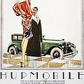 Hupmobile Ad, 1926 by Granger