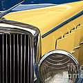 Hupmobile Grille by Dennis Hedberg