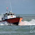 Huron Belle Pilot Boat by Ronald Grogan