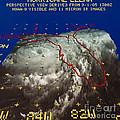 Hurricane Elena In 3-d by Fritz Hasler & Hal Pierce, NASA Goddard Space Flight Center