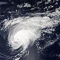 Hurricane Gordon Over The Atlantic by Stocktrek Images
