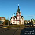Husavik Iceland Church by Gregory Dyer