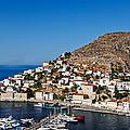 Hydra - Greece by Constantinos Iliopoulos