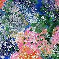 Hydrangeas I by Alys Caviness-Gober