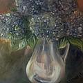 Hydrangeas by Raymond Doward