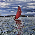 I Am Sailing V2 by Douglas Barnard