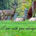 I Am With You Always by Bruce Ritchie