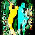 I Love Jazz by David G Paul