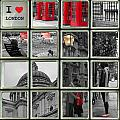I Love London by David French