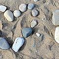 I Loveu Pebbles by Dyana Rzentkowski