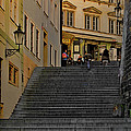 I Walked The Streets Of Prague by Christine Till
