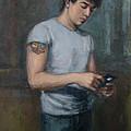 Ian 2009 by Sarah Yuster
