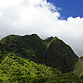 Iao Valley by Marilyn Wilson