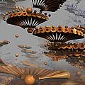 Icarus' New Wings by Phil Sadler