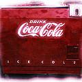 Ice Cold Coca Cola by Heidi Smith