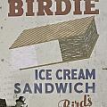 Ice Cream Sandwich by Beth Saffer