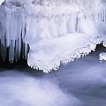 Ice Formations by David Nunuk