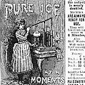 Ice Machine, 1891 by Granger