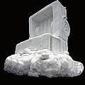 Ice Snow Truckers by LeeAnn McLaneGoetz McLaneGoetzStudioLLCcom