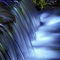Ice Water Blue by Paul W Faust -  Impressions of Light