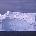 Iceberg Antarctica by Boyd Norton