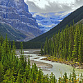 Icefields Parkway by Tony Beck