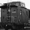 Icg Caboose by Alan Look