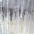 Icicle Curtain by Teresa Rogers