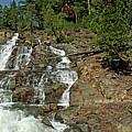 Icy Water Falls Glen Alpine Falls by LeeAnn McLaneGoetz McLaneGoetzStudioLLCcom