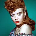 Ida Lupino, Ca. 1940s by Everett