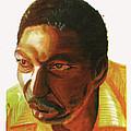 Idrissa Ouedraogo by Emmanuel Baliyanga