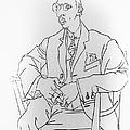 Igor Stravinsky, Russian Composer by Omikron