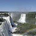 Iguazu Falls by David Gleeson