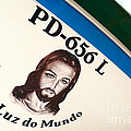 Image Of Jesus by Gaspar Avila