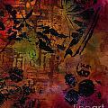 Imagining The Orient II by Angela L Walker